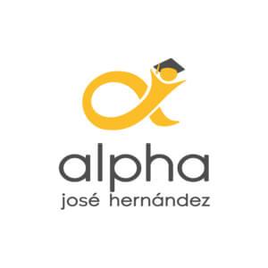 Alpha Jose Hernandez Logo