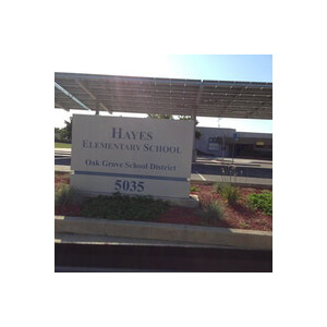 Hayes Elementary School